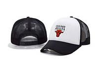 Кепка Тракер Chicago Bulls, кепка Чикаго Буллс