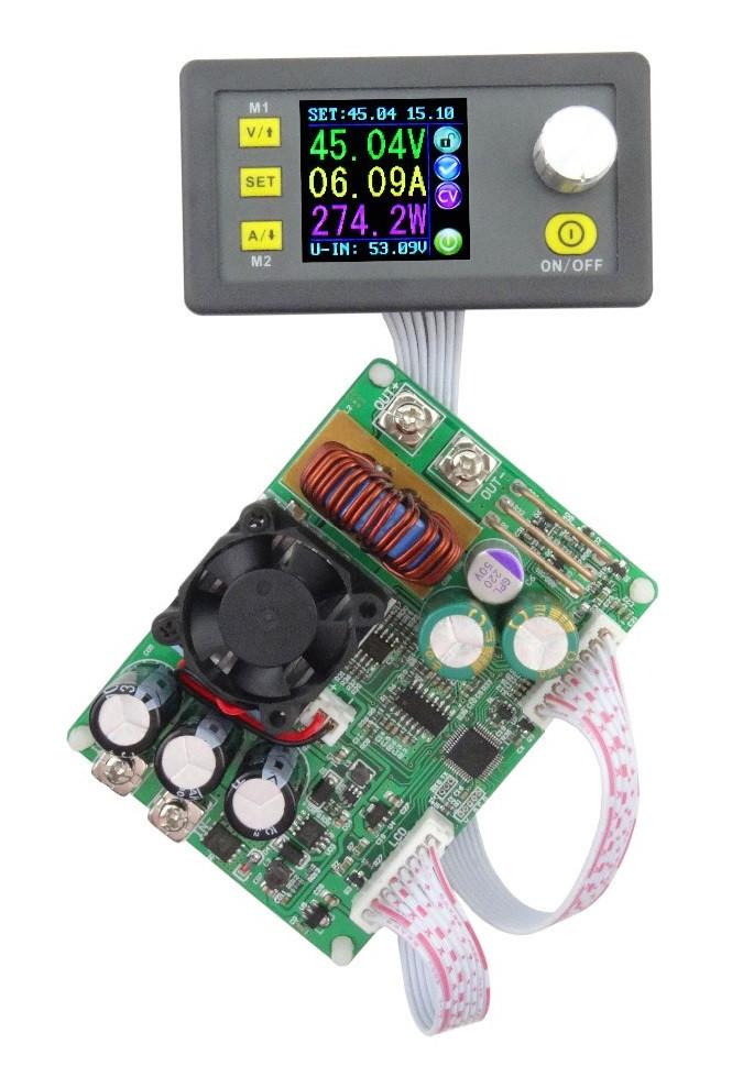Универсальный блок питания программируемый преобразователь напряжения модуль DPS5015