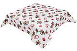 Серветка новорічна гобеленова, 34х44 см, Ексклюзивні подарунки, Новорічний текстиль, фото 2