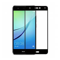 Защитное стекло 3D для Huawei Nova Black