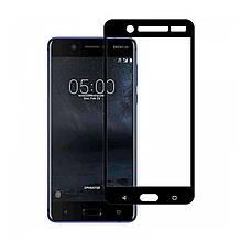 Защитное стекло 3D для Nokia 5 Black