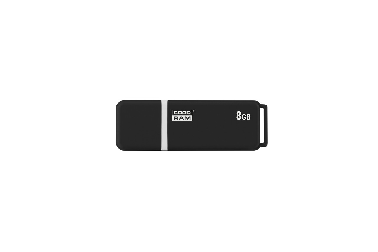 Флеш-накопитель USB  8GB GOODRAM UMO2 Graphite (UMO2-0080E0R11)