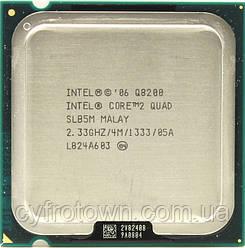 Процессор Intel Core 2 Quad Q8200 2x2.33 GHz S775