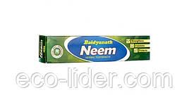 Зубная паста Ним Байдьянатх (Neem Toothpaste Baidyanath), Индия 50 г