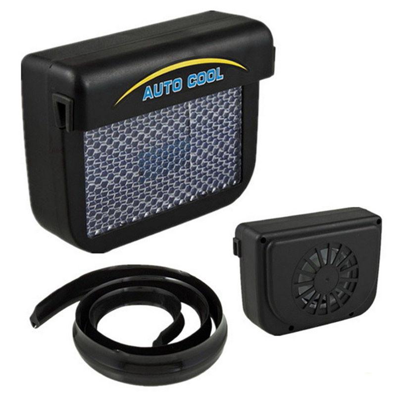 Вентилятор для автомобіля на сонячній батареї Air Vent Auto Cool
