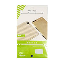 Пленка Carbon Back Apple iPhone 7/8 Clear