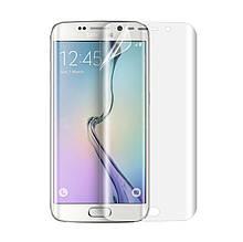 Пленка Silicone Samsung Galaxy S6 Edge (прозрачная)