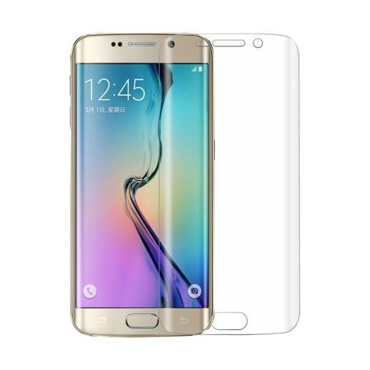 Пленка Silicone Samsung Galaxy S7 Edge (прозрачная)