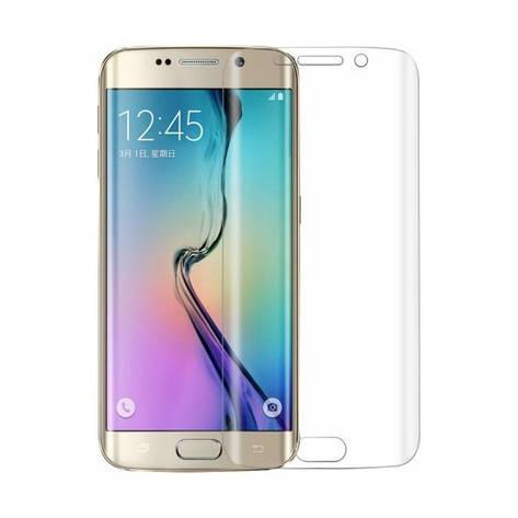 Пленка Silicone Samsung Galaxy S7 Edge (прозрачная), фото 2