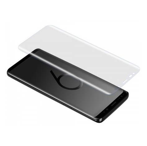 Пленка Silicone Samsung Galaxy S8 / S9 (прозрачная), фото 2
