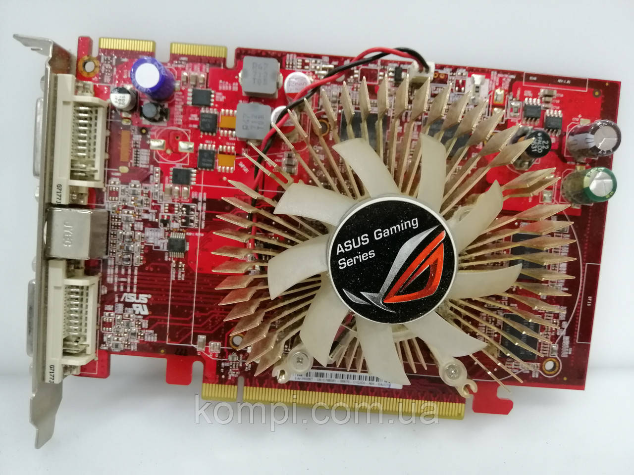 Видеокарта ATI HD 2600XT 256Mb  PCI-E