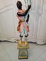 Статуя светильник Венецианский мавр