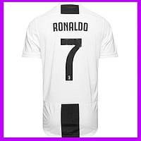 Футбольная форма Ювентус Роналдо №7 (Ronaldo), сезон 2018-2019