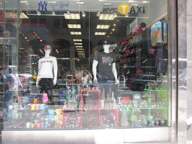Раздел Спортивные костюмы на заказ - фото teens.ua - Нью-Йорк,витрина Yankees
