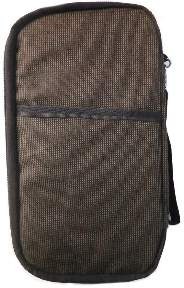 Функциональный органайзер для Документов Passport Bag Brown