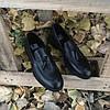 Турецкие мужские кожаные туфли лоферы Luciano Bellini, фото 7