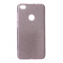 Силикон Candy Huawei P8 Lite 2017 (розовый)
