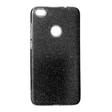 Силикон Candy Huawei P8 Lite 2017 (черный), фото 2
