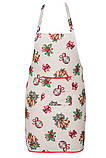 Хлебница новогодняя гобеленовая,  25х25 см, Эксклюзивные подарки, Новогодний текстиль, фото 2