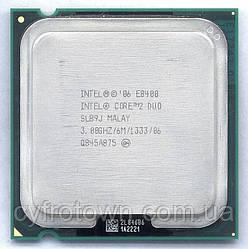 Процессор Intel Core 2 Duo E8400 2x3 GHz S775