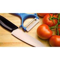 Керамический нож 2 в 1 Ceramic Slice MH 10 - PN 15, фото 1