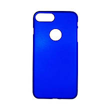 Силикон Buenos Apple iPhone 7/8 Plus (синий)