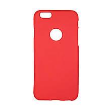 Силикон Buenos Apple iPhone 6/6s (красный)