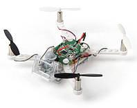 Конструктор радиоуправляемый квадрокоптер mini X-101 White, фото 1