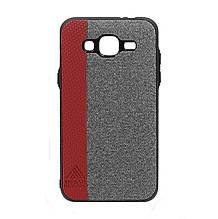 Силикон Inavi Samsung J310/J3 (2016) (бордовый)