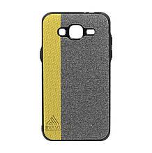 Силикон Inavi Samsung J310/J3 (2016) (золотой)