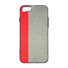 Силикон Inavi iPhone 6 (красный)