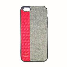 Силикон Inavi iPhone 5 (красный)