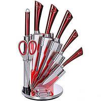Набор кухонных ножей 8 в 1 Royalty Line RL-KSS804N, фото 1