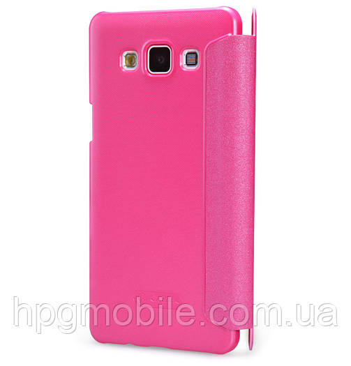 Чехол для Samsung Galaxy A5 (A500) - Nillkin Sparkle Series