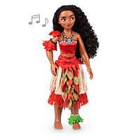Поющая кукла Дисней Моана классическая (2018 Singing Moana Disney doll), фото 1