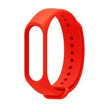 Ремешок Original Design Xiaomi Mi Band 3 (Красный)