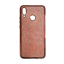 Силикон Remax Air Glitter Huawei P20 Lite (Pink)
