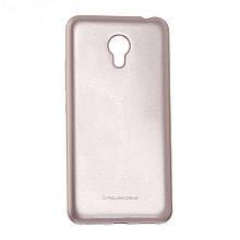 Силикон Molan Shining Meizu M3 (Розовый)