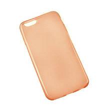 Силикон Super Slim iPhone 6 (красный)