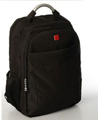 Городской рюкзак с USB 23L Pinao 8902 MK1984 Black