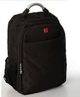 Городской рюкзак с USB 23L Pinao 8902 MK1984 Black, фото 1