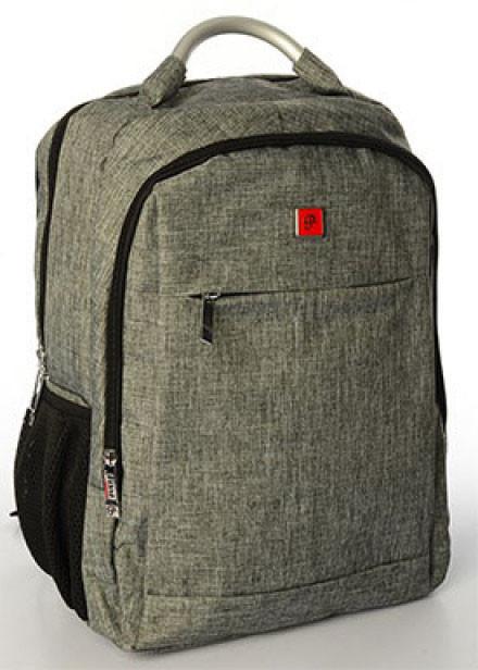 Городской рюкзак с USB 23L Pinao 8902 MK1984 Grey