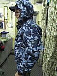 """Куртка утепленная """"Горка-Барс"""" для мобильных групп и охранных структур цвет украина, фото 2"""