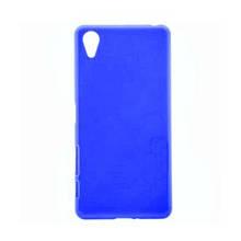 Силикон Multicolor Sony Xperia XA (синий)