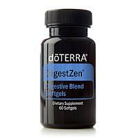 «Дзен пищеварения», БАД / DigestZen Softgels Digestive Blend, 60 капсул