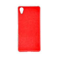 Силикон Multicolor Sony Xperia XA (красный)