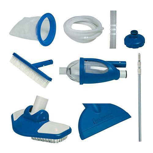 Набор для чистки бассейна с подключением к насосу Intex 28003
