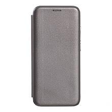 Чехол-книжка Оригинал Xiaomi Redmi 6 Pro / Mi A2 Lite (Серый)