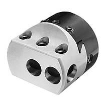 3 дюймов 75 мм Станок токарно-винторезный фрезерный Инструмент с Гаечный ключ для 3/4 дюймов Отверстие для сверления отверстий 1TopShop, фото 3