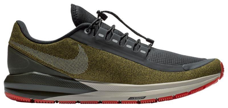 abc1f48b3d49 ... Silver Black String. Кроссовки Кеды (Оригинал) Nike Air Zoom Structure  22 Shield Olive Flak Metallic